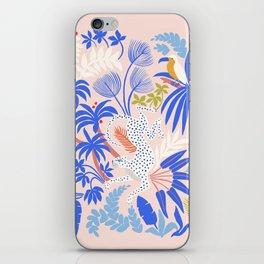 Rainforest Leopard iPhone Skin