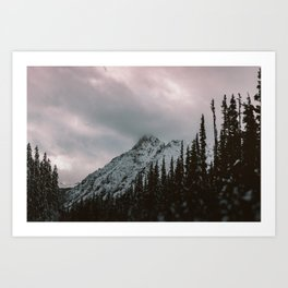 Mountain Love Art Print