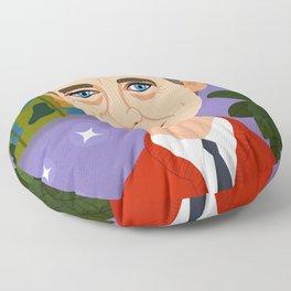 Mr. Rogers Floor Pillow