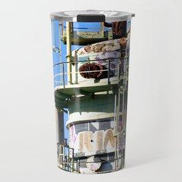 Oil Refinery Travel Mug