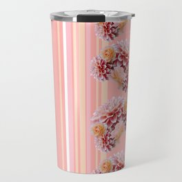 The flower blushes Travel Mug