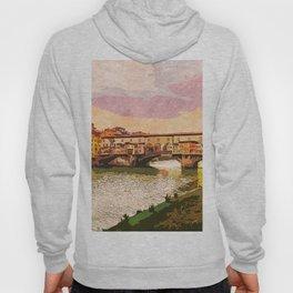 Florence, Ponte Vecchio Hoody