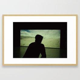 Javier Framed Art Print