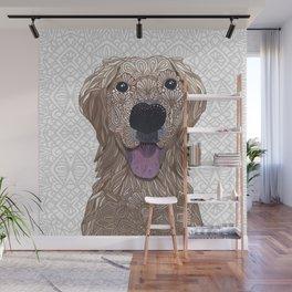 Sweet Honey Wall Mural