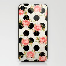 MIXED FLORAL iPhone & iPod Skin