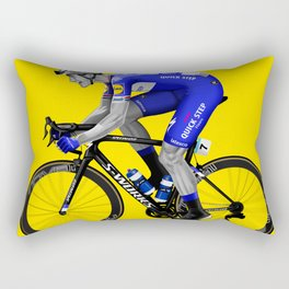 Niki Terpstra Rectangular Pillow