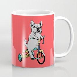 Frenchie Ride Coffee Mug