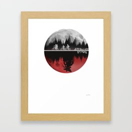 Stranger Thingss Framed Art Print