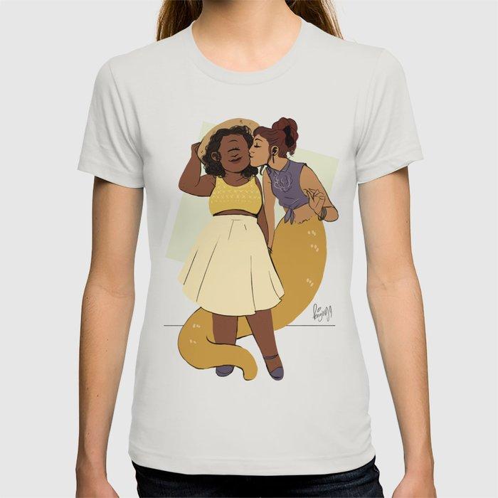 LN summer: Pam and Radha T-shirt
