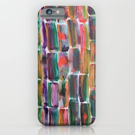 Rainbow Earth, Sugarcane iPhone Case