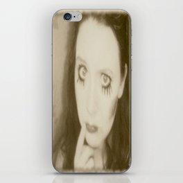 Vaudeville Doll iPhone Skin