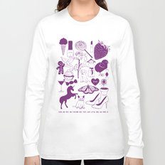 Sugar and spice and everything nice. Long Sleeve T-shirt