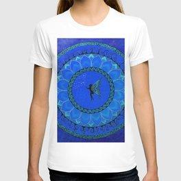 Fairy Garden Blue T-shirt