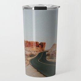 Desert Road Trip IV Travel Mug