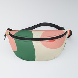 abstract nude 2 Fanny Pack
