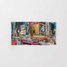 Times Square II Special Edition I Hand & Bath Towel