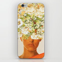 SuperFlowerHead iPhone Skin