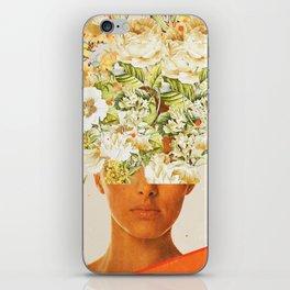SuperFlowerHead iPhone Skin