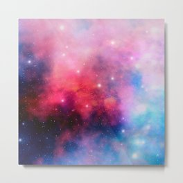 Intertstellar cloud Metal Print
