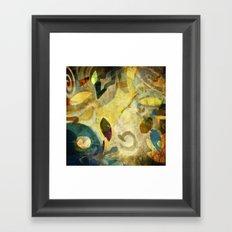 Elements V - Kindred Spirits Framed Art Print
