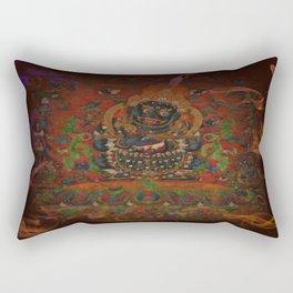 Mahakala Rectangular Pillow