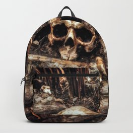 Bones In The Forest Backpack