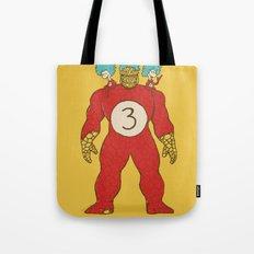 3 Things Tote Bag