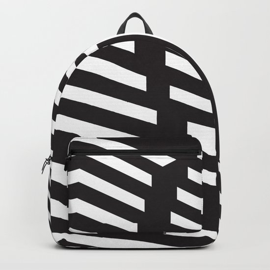 Skyscrabers No. 2 Backpack