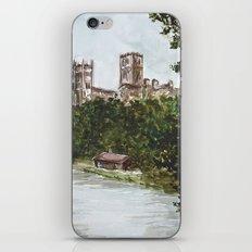 Durham view iPhone & iPod Skin