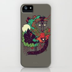 Leader of the Pack iPhone (5, 5s) Slim Case