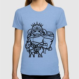 King of Fist of the North Star T-shirt