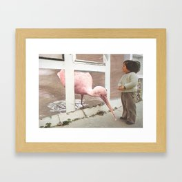 S/T Framed Art Print