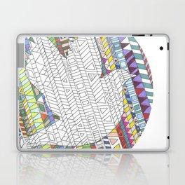 Mosaic Bird Laptop & iPad Skin