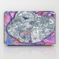 lucy iPad Cases featuring Lucy by KD Ives