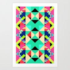 Mix #270 Art Print