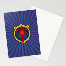 The Omniscient Sheikah Eye Stationery Cards