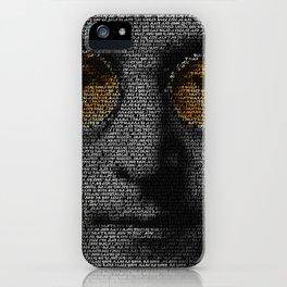 Imagine iPhone Case