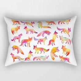 FOXY fox Rectangular Pillow