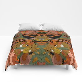Olive Branch Comforters