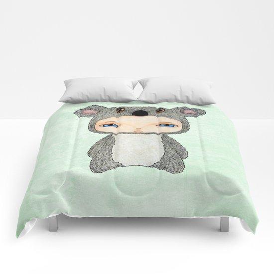 A Boy - Koala Comforters