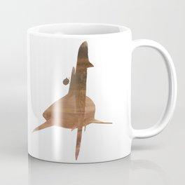 Oceanic White Tip Sunset Coffee Mug