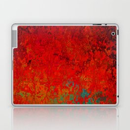 Figuratively Speaking, Abstract Art Laptop & iPad Skin