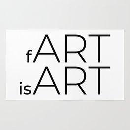 fArt is Art Rug