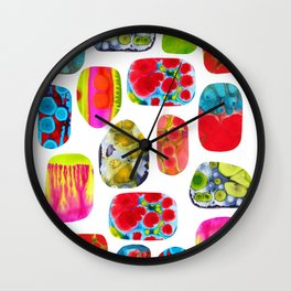 Rock Solid Wall Clock