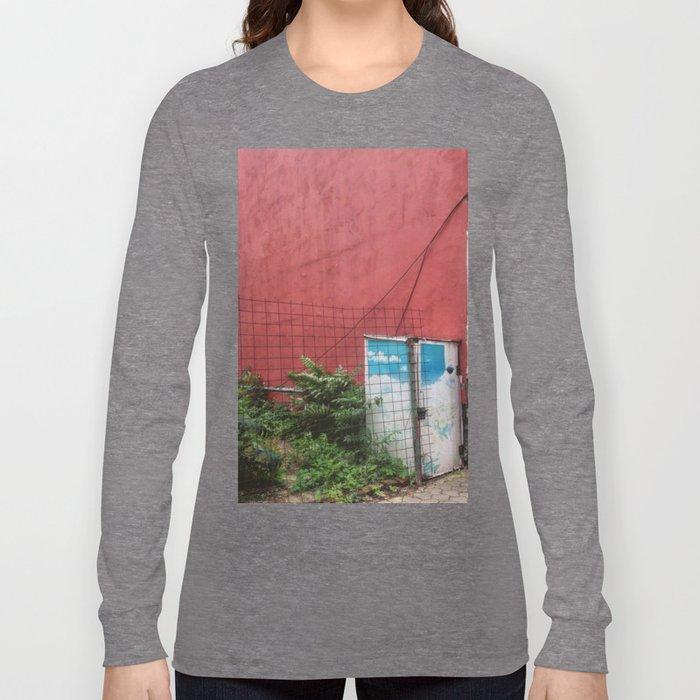 look at the sky Long Sleeve T-shirt