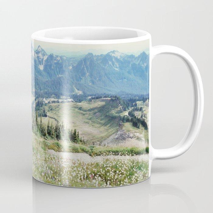 Wildflower Meadow Kaffeebecher