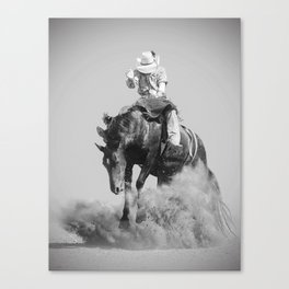 Rodeo Lifestyle Canvas Print