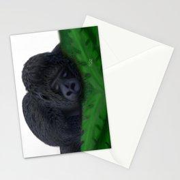 Sleeping Gorilla Stationery Cards