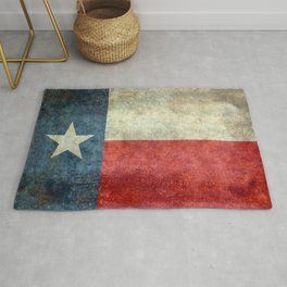 Flag of Texas, Flag of the Lone Star State Rug