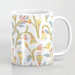 Bright Garden Pattern Coffee Mug